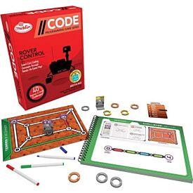 ThinkFun Code: Rover Control Game
