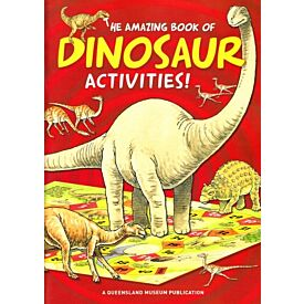 The Amazing Book of Dinosaur Activities
