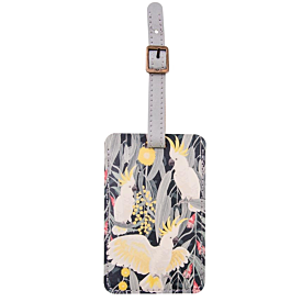 Aus Collection Luggage Tag - Birds