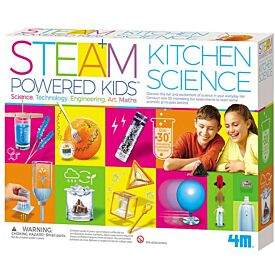STEAM Kitchen Science