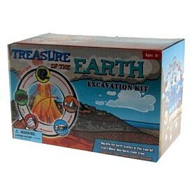 Treasure Of The Earth Excavation Kit