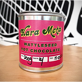 Kara Meta Wattleseed Hot Chocolate