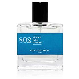 Eau de parfum 802: peony, lotus and bamboo