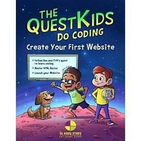 The Quest Kids Do Coding -  Create Your First Website