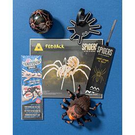 Spiders Showbag