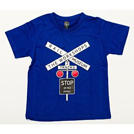Railway Crossing Kids' T-Shirt