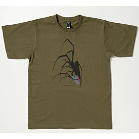 Shadow Spider Adult T-Shirt