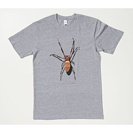 Gold Spider Organic Cotton Mens T-Shirt