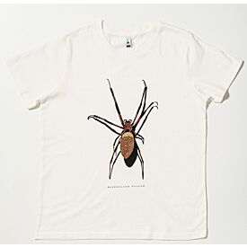 Gold Spider Organic Cotton Womens T-Shirt