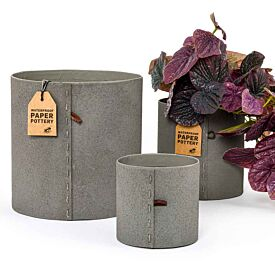 Paper Pot Small Size - Assorted Colours