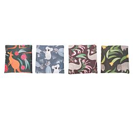 Animal Designs Foldable Bag