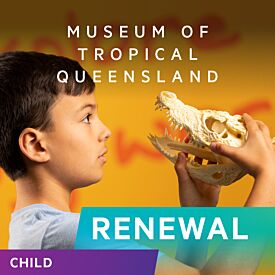 ANNUAL PASS RENEWAL - CHILD (3-15YRS)