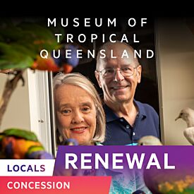 Locals Annual Pass Renewal - CONCESSION