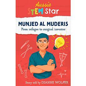 Aussie Stem Star: Munjed Al Muderis