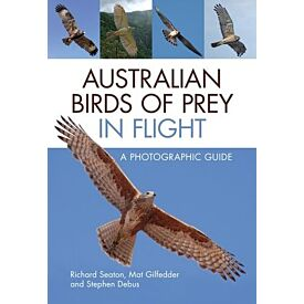 Australian Birds of Prey in Flight Photographic Guide