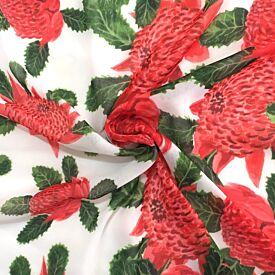 Australian Native Flowers Scarf