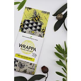 3 Pack Wrappa Beeswax Wraps