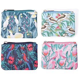 Australian Collection Coin Purse - Birds