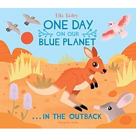 One Day on Oue Blue Planet...In The Outback