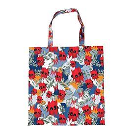 Australian Botanical Folding Shopping Bag