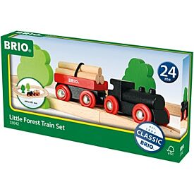 BRIO Classic - Little Forest Train Set