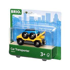 BRIO World Vehicle - Car Transporter