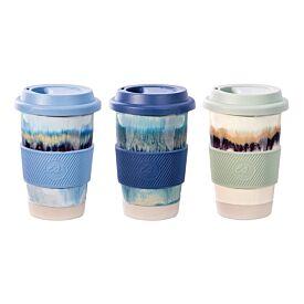 Ceramic Reactive Glaze Cup