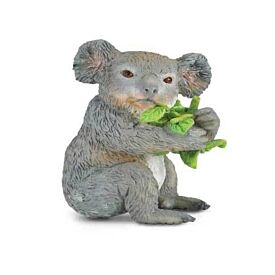 Koala Eating CollectA Model