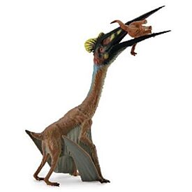 Quetzalcoatlus With Prey CollectA Model