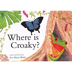 Where is Croaky?
