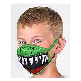 Child Size Face Mask - Dinosaur