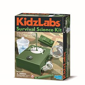 Kidzlabs Survival Science Kit