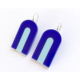 Fun Haus Slide Drop Earrings