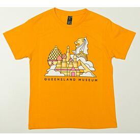 Lego Magical Wonders Kids Gold Shirt