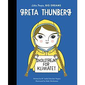 Little People Big Dreams: Greta Thunberg