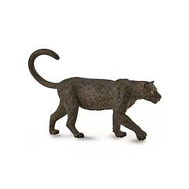 Black Leopard CollectA Model