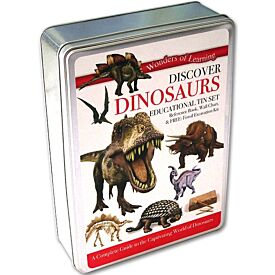Discover Dinosaurs Educational Set