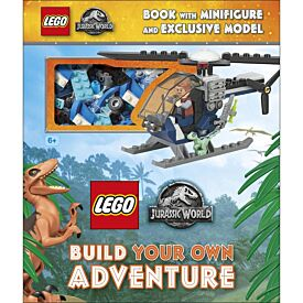 LEGO Jurassic World - Build Your Own Adventure