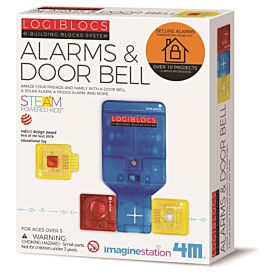 Logiblocs Alarms & Door Bell