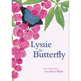 Lyssie the Butterfly