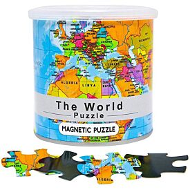The World Magnetic Puzzle