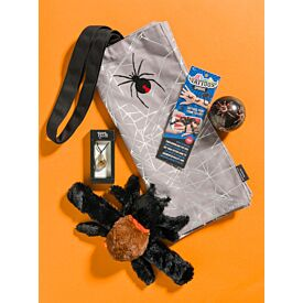 Spooky Spiders Showbag