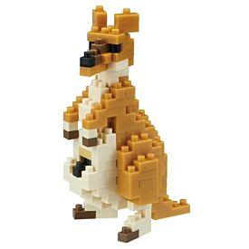 Nano Block Kangaroo 2