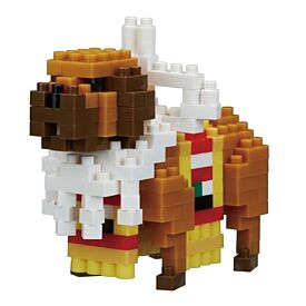 Nanoblock Dog