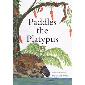 Paddles the Platypus