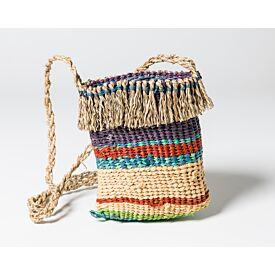 Paula Savage - Woven Bag
