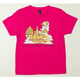 Lego Magical Wonders Kids Pink Shirt