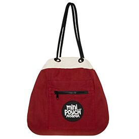 Rocket Red Mini Play Pouch