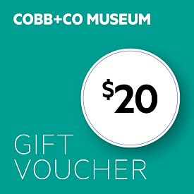 Cobb & Co $20 Gift Voucher