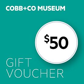 Cobb & Co $50 Gift Voucher